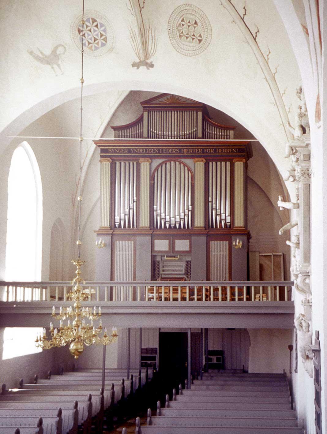 Øsby Kirke