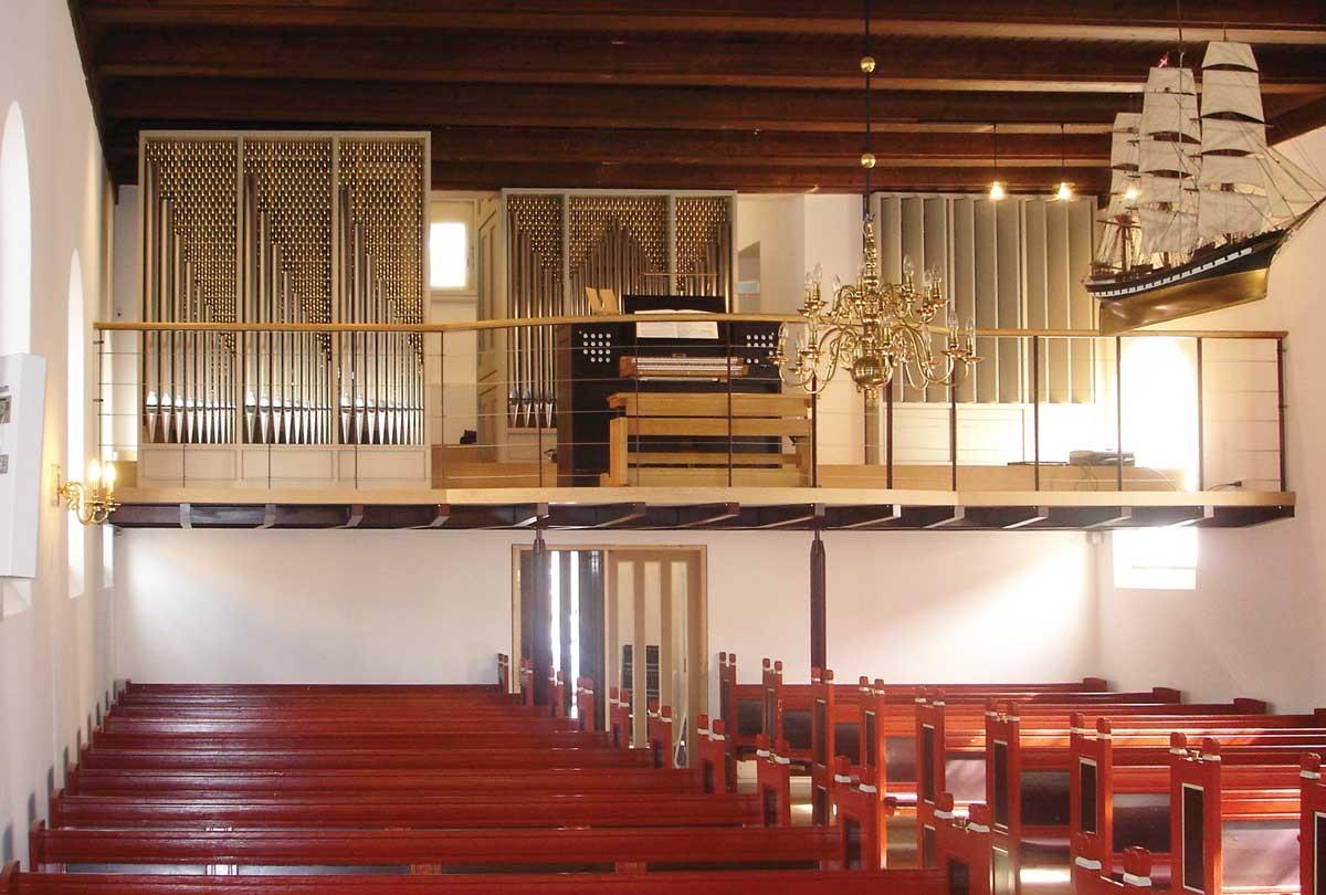 Bangbostrand Church