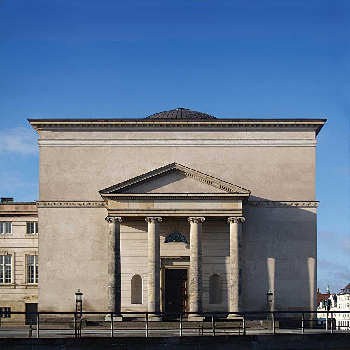 Christiansborg Slotskirke · København