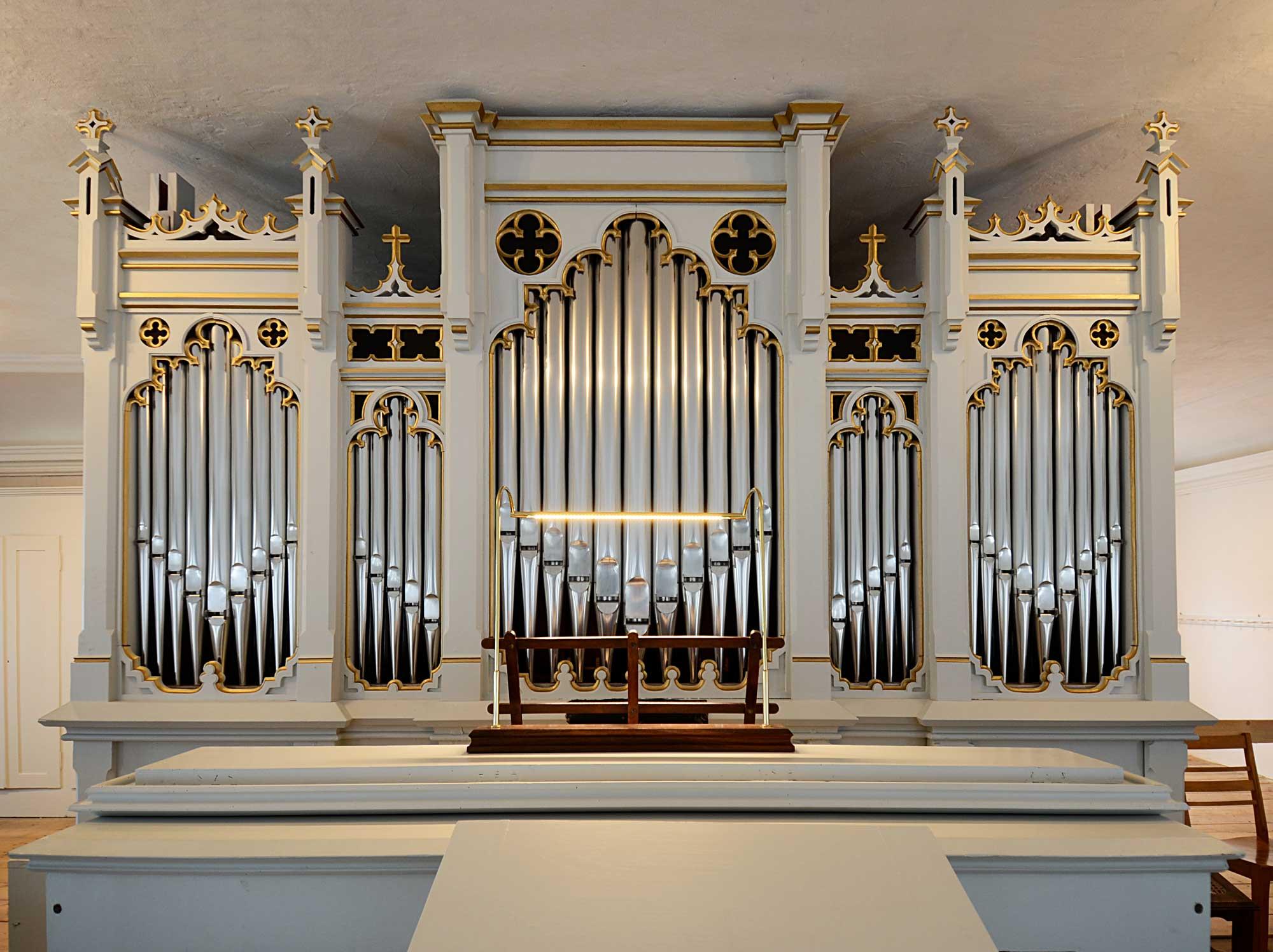 Brødremenighedens kirke · Christiansfeld