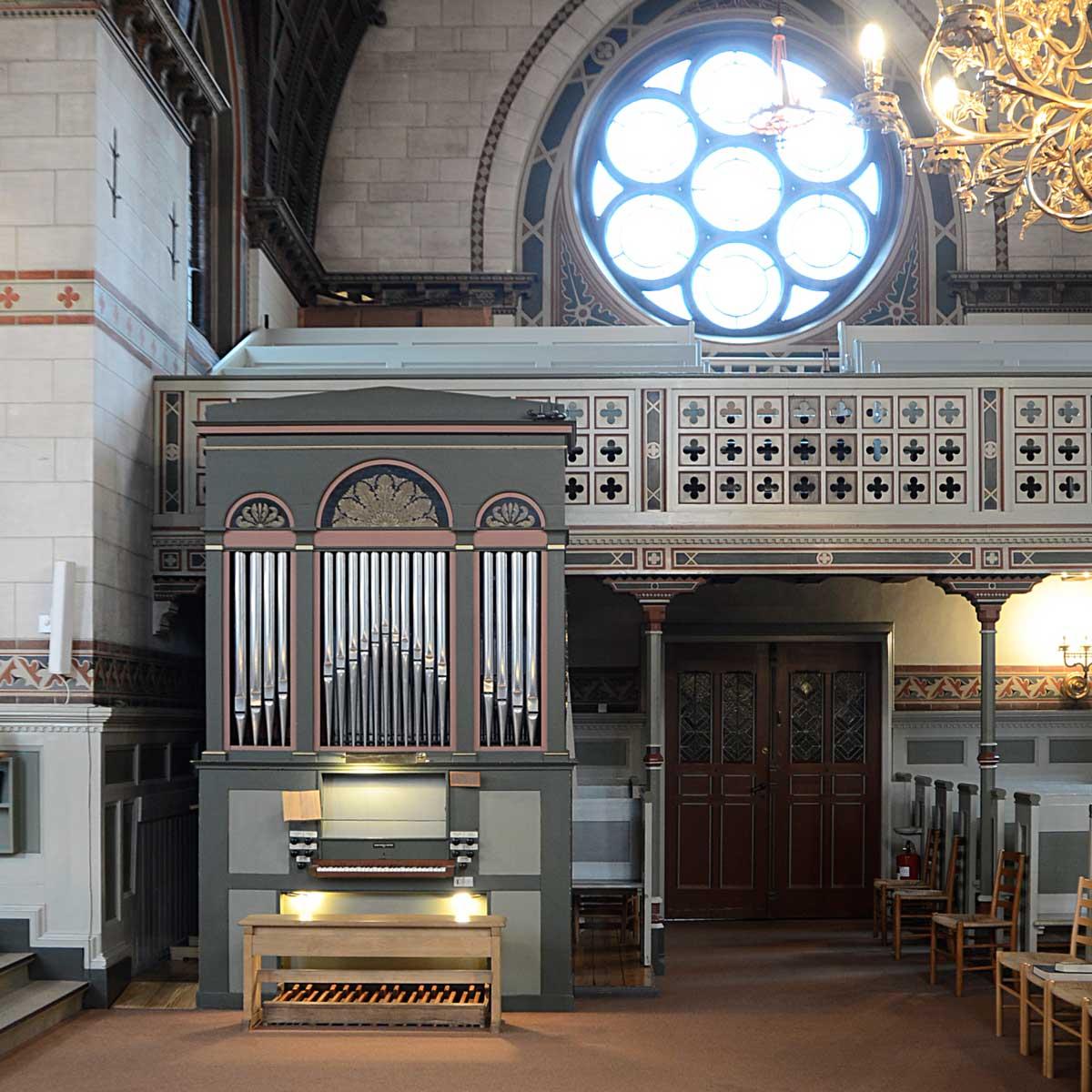 Helligkors Kirken · København