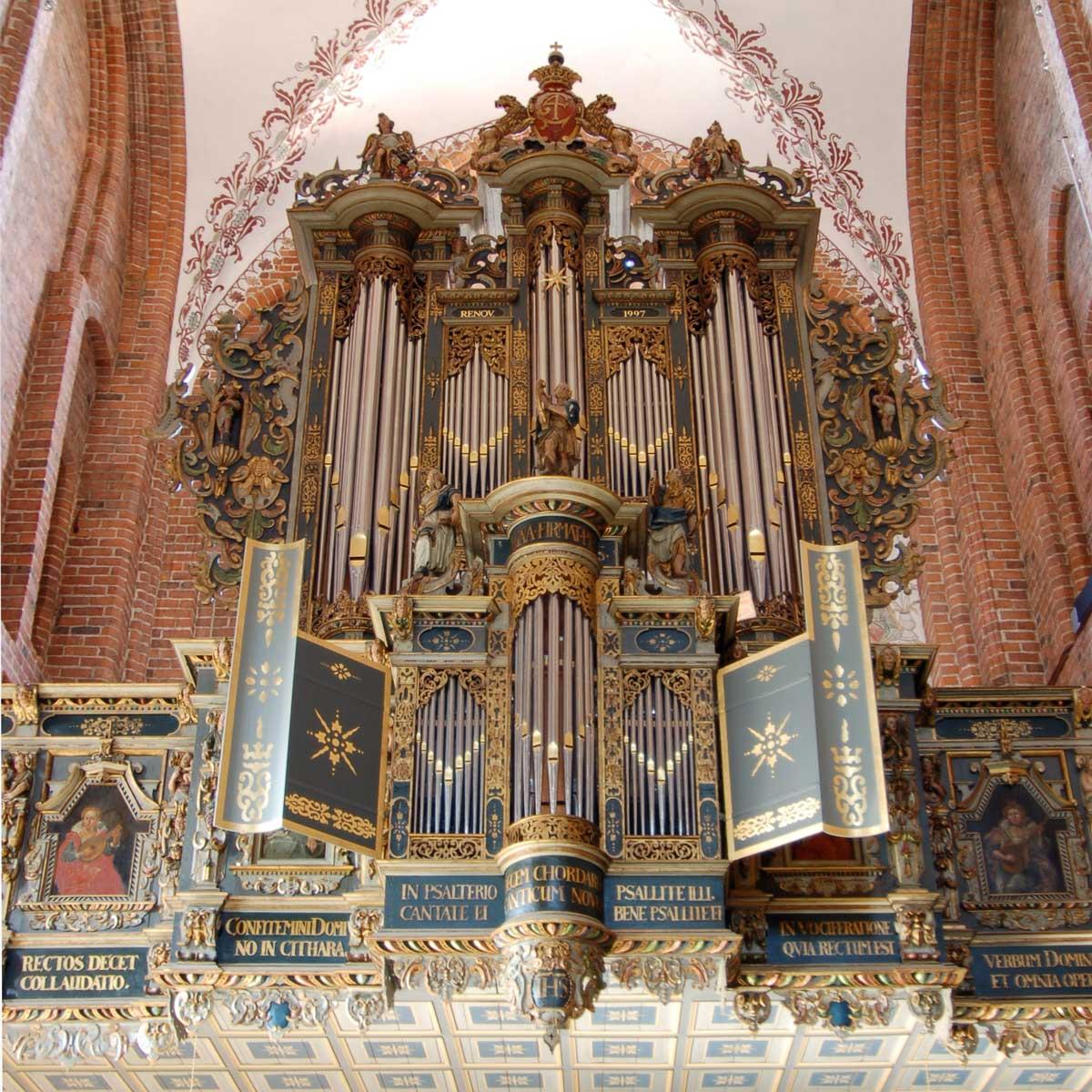 Sct. Mariæ Kirke · Elsinore