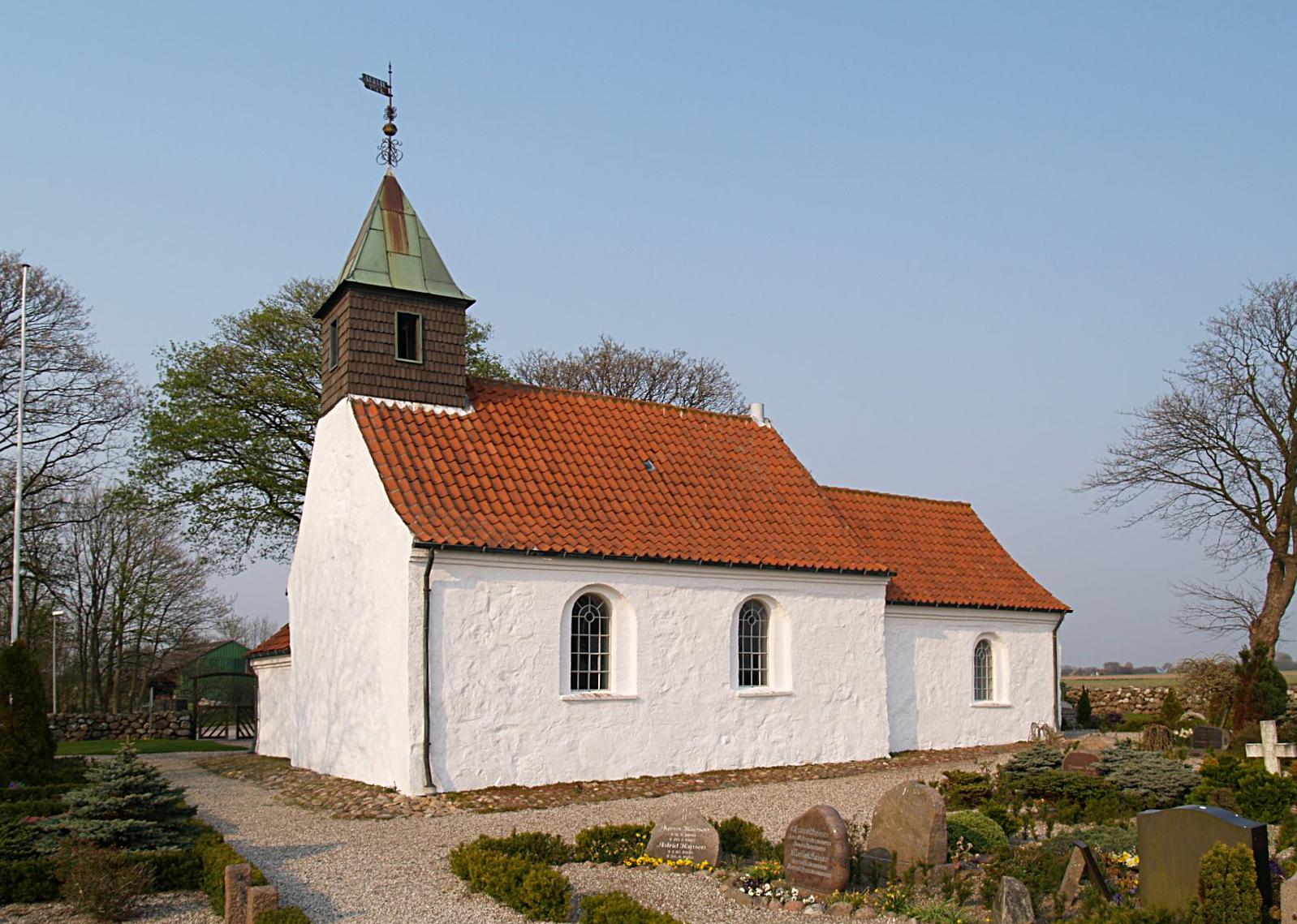 Hjarnø Church