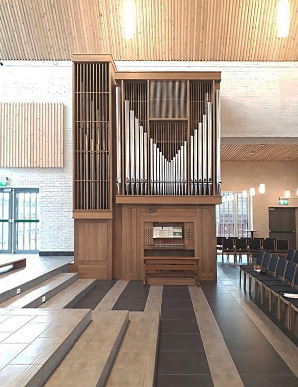 Kopervik kirke