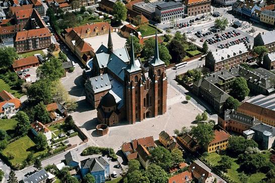 Roskilde Domkirke · Hovedorgel