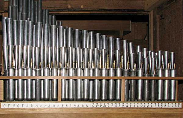 Roskilde Cathedral· Main organ