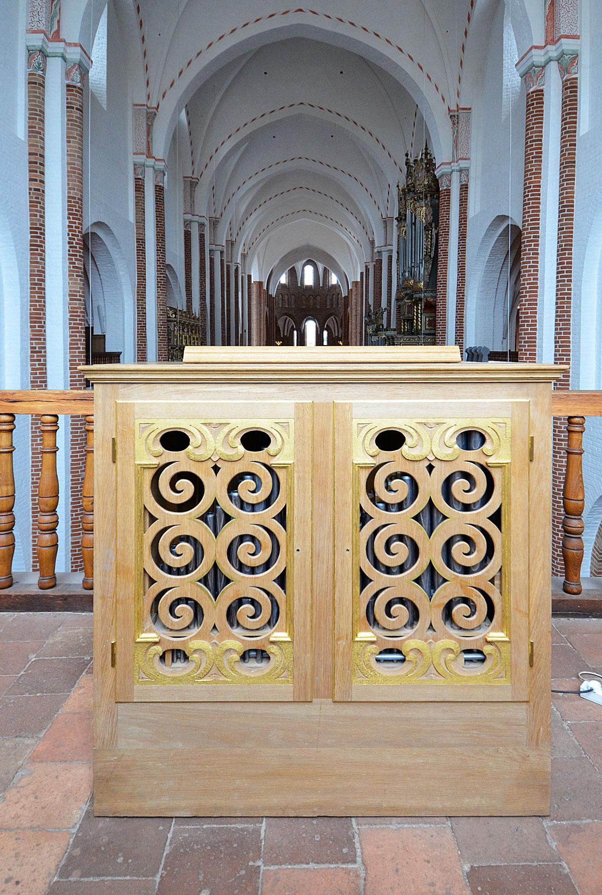Roskilde Cathedral · Positiv