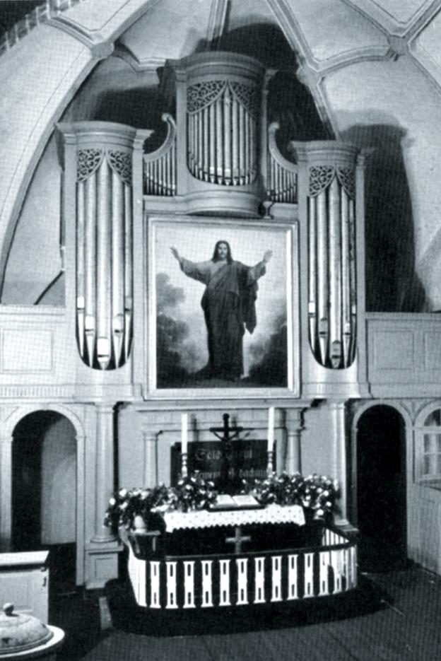 The Siseby Organ · Haderslev Cathedral