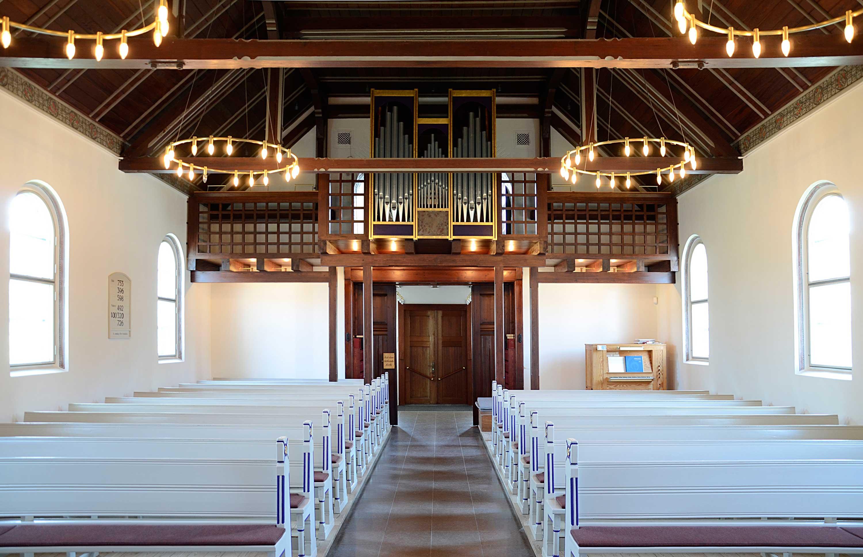 Sct. Jørgens Church Aabenraa