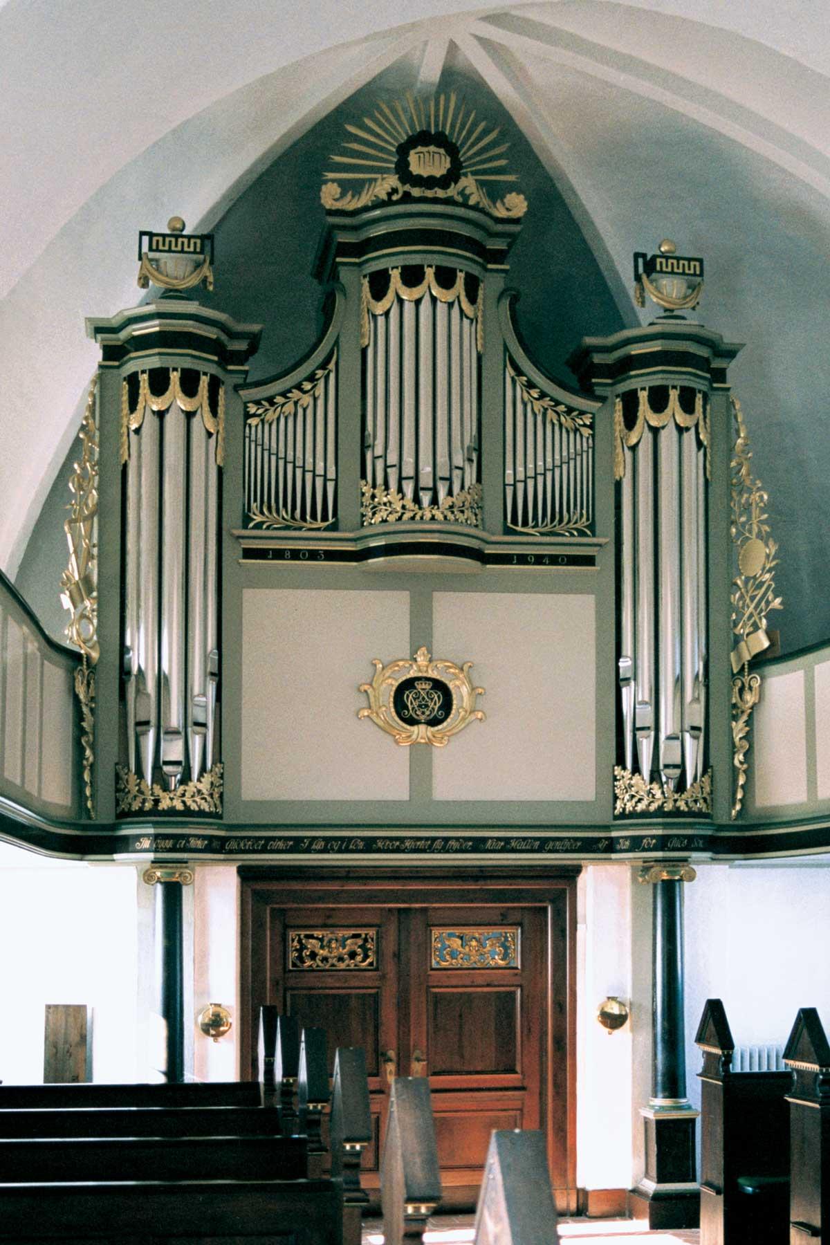 Vilstrup Kirke
