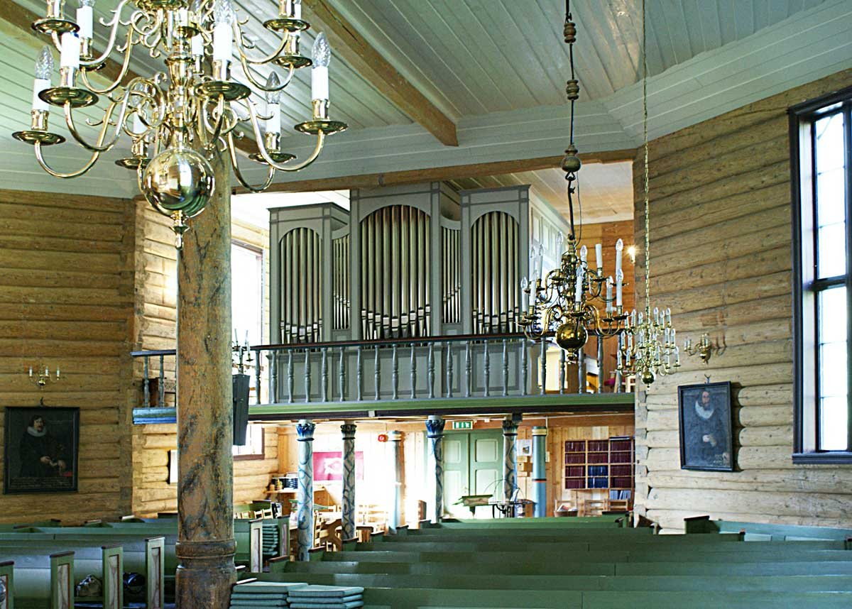 Dolstad Kirke · Norge