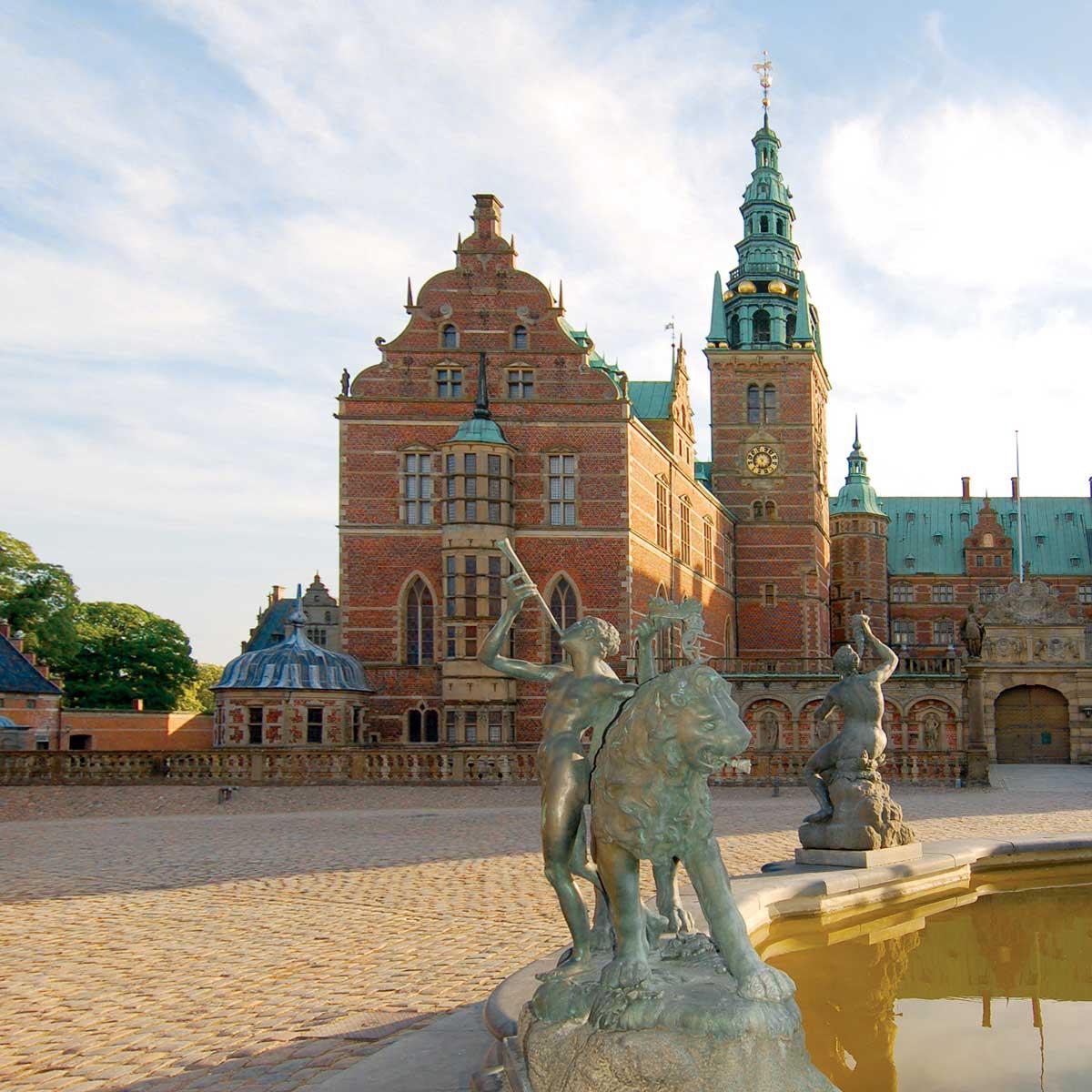 Frederiksborg Slotskirke · Hillerød