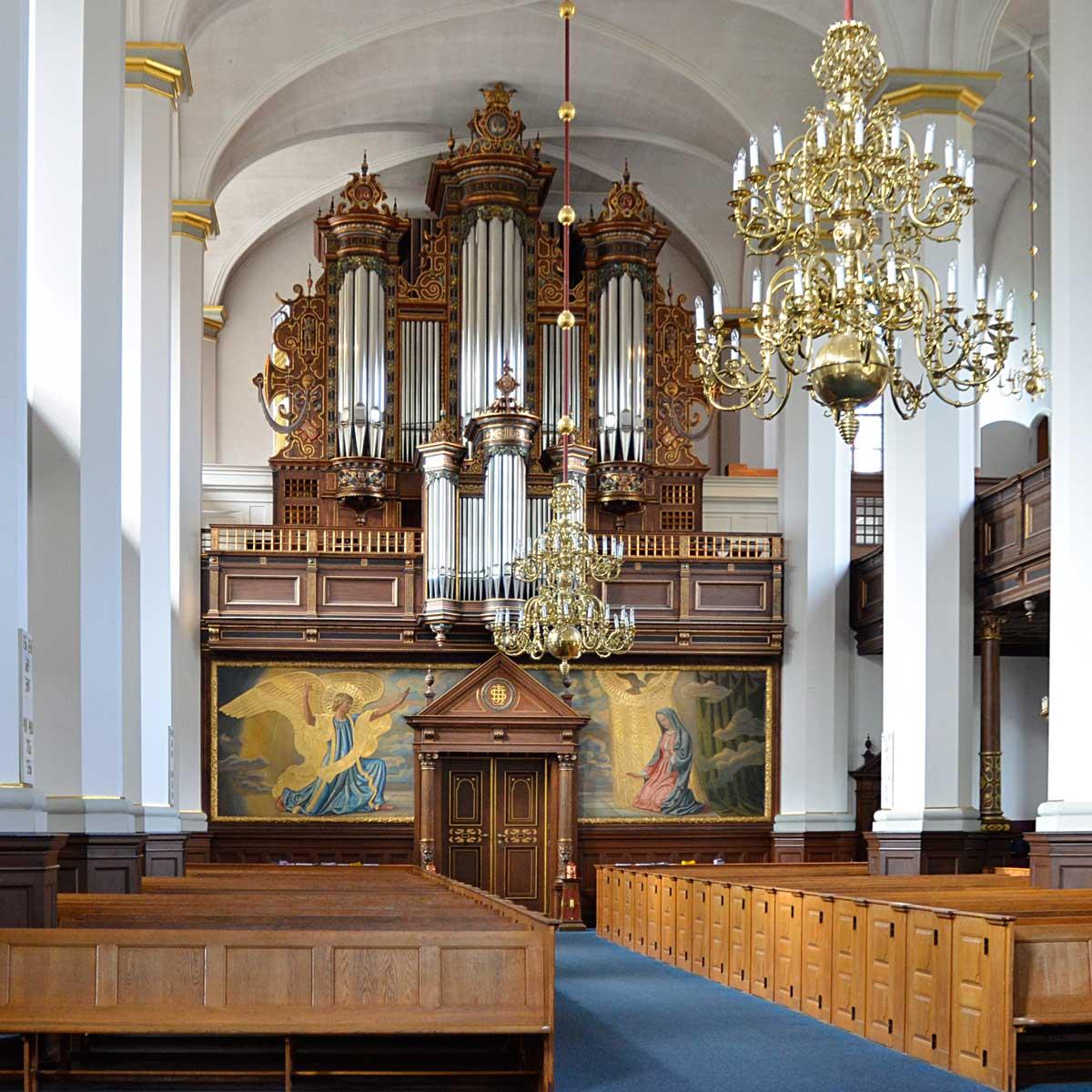 Church of the Holy Spirit · København