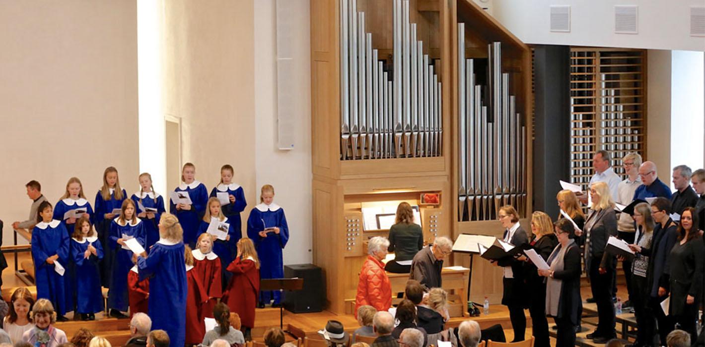 Nordstrand Church · Norway
