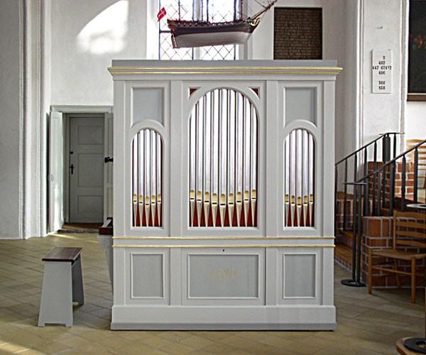 Vor Frue Kirke · Nyborg