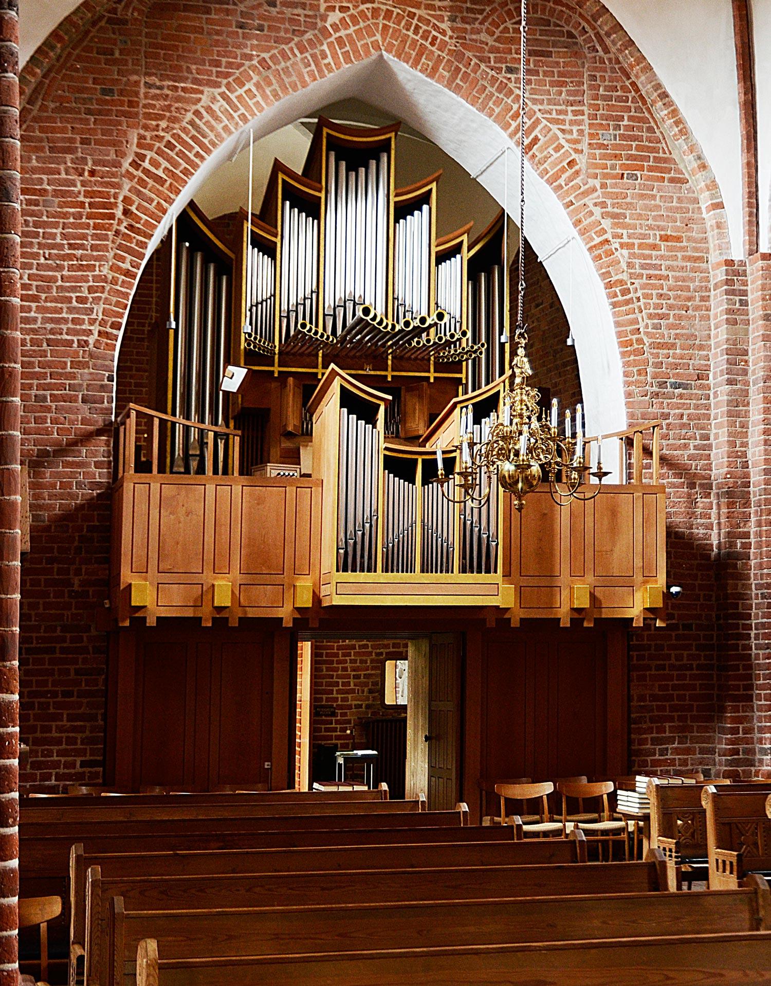 Sct. Nicolai kirke · Svendborg