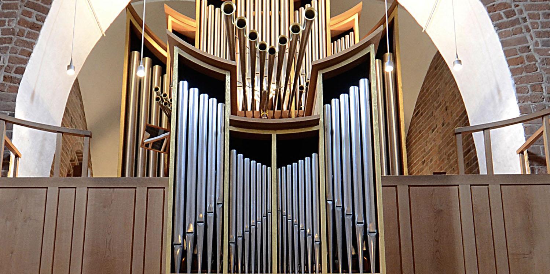 Siseby Orglet · Haderslev Domkirke