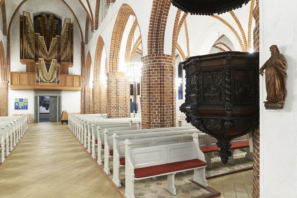 Vor Frue Kirke Nyborg